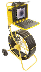 CCTV drain surveys London